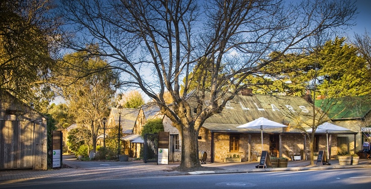 Rockbare Cellar Door 102-104 Main Street Hahndorf South Australia 5245