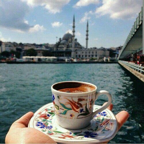 ✿ ❤Turkish coffee ☕ İstanbul ve Türk kahvesi. Libia e Iván