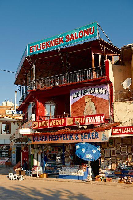 village shopping Turkey