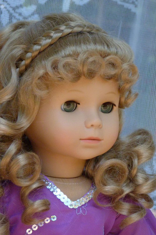 "Custom OOAK Medieval Fantasy Princess 18"" Katie Gotz Doll Little Sister 305/16 #Gotz #DollswithClothingAccessories"