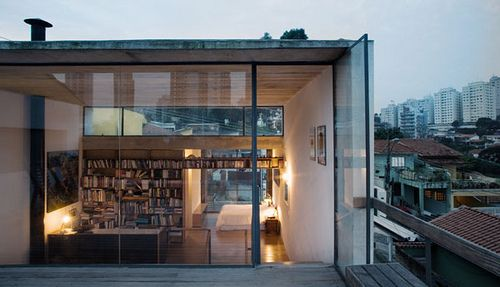 Materials + Spaces + Light + Shelf + Windows + Everything