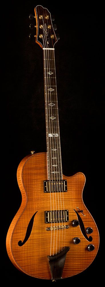 Cp Thornton Guitars 0349 Elite