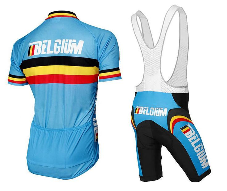 Belgium National Pro Cycling Jersey | Freestylecycling.com
