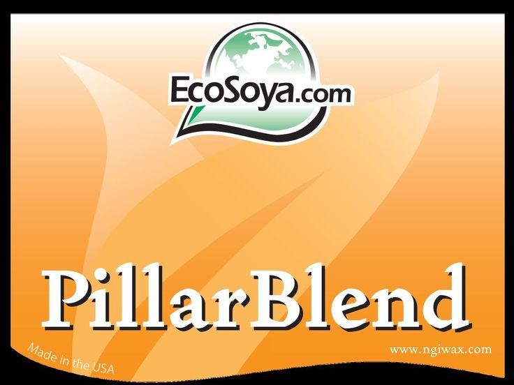 Ecosoya Pb Pillar Soy Wax Flakes Best Pillar Wax   2,3,5,10,15,20 Lbs