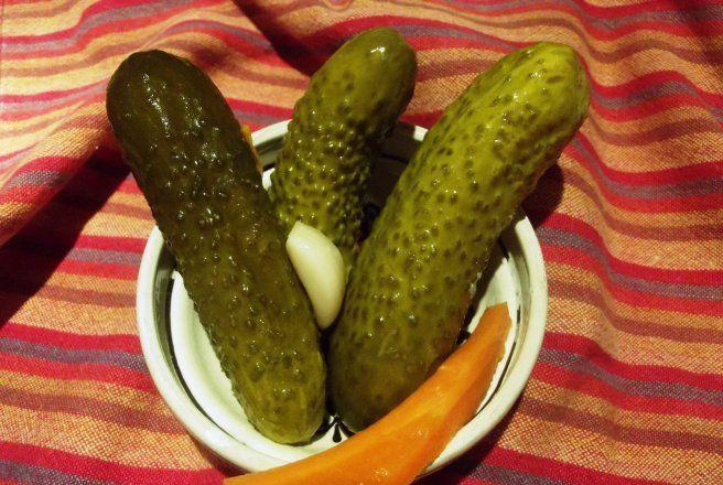 Retete Culinare - Castraveti bulgaresti