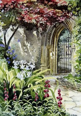 Dorothy Pavey  WATERCOLOR