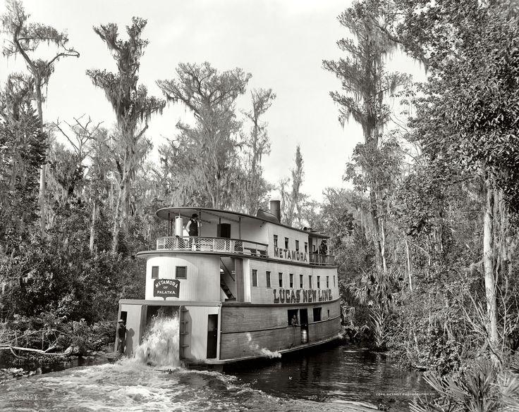 Shorpy Historical Photo Archive :: Metamora of Palatka: 1902, Wm H. Jackson photo