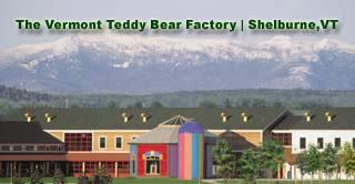 Vermont Teddy Bear Factory, VT