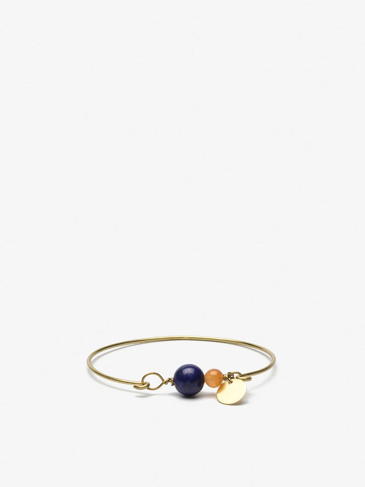 Autumn winter 2016 null´s ARMBAND WITH COLOURFUL STONES DETAIL at Massimo Dutti for 14.95. Effortless elegance!