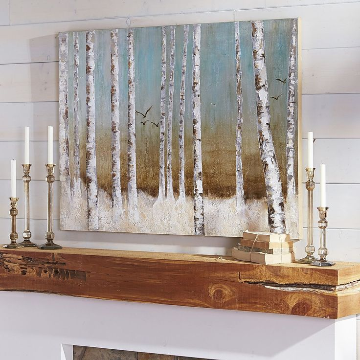 25 Best Ideas About Birch Tree Art On Pinterest Diy Tree Painting Art Is And The Canvas