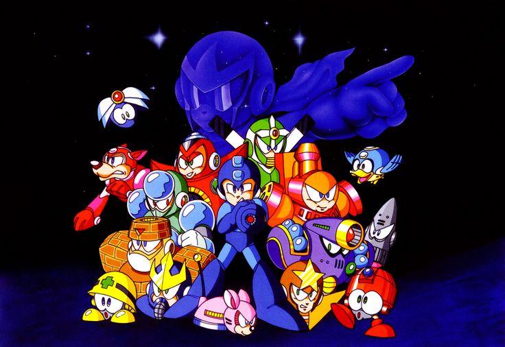 Mega Man 5, known in Japan as Rockman 5: Blues no Wana!? (ロックマン5 ブルースの罠!? Rokkuman 5 Burūsu no...