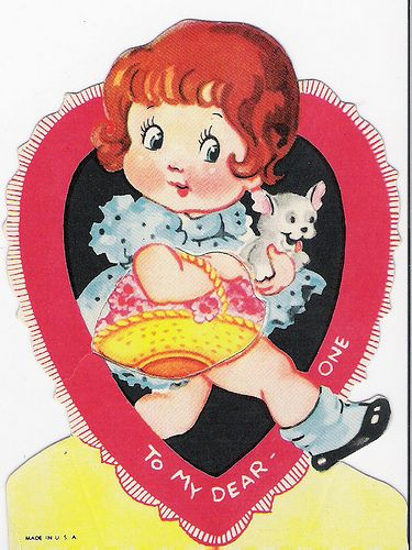 Vintage Valentine | Flickr - Photo Sharing!