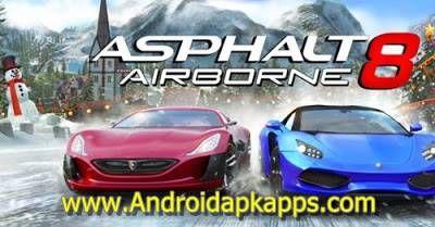 Download Asphalt 8 Airborne v2.0.0 Mod Apk+Data Update Terbaru   Androidapkapps - Free Free Download  Asphalt 8 Airborne v2.0.0 Mod Apk + Data Files Update Terbaru: Previous admin already distributed Asphalt 8: Airborne v1.5.0e Hack MOD (Unlimited Money).