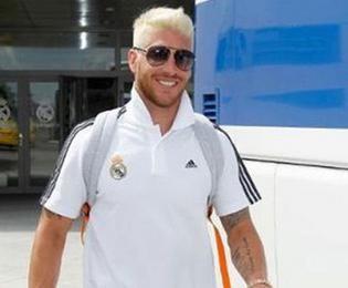 Με ξανθό μαλλί ο Sergio Ramos!