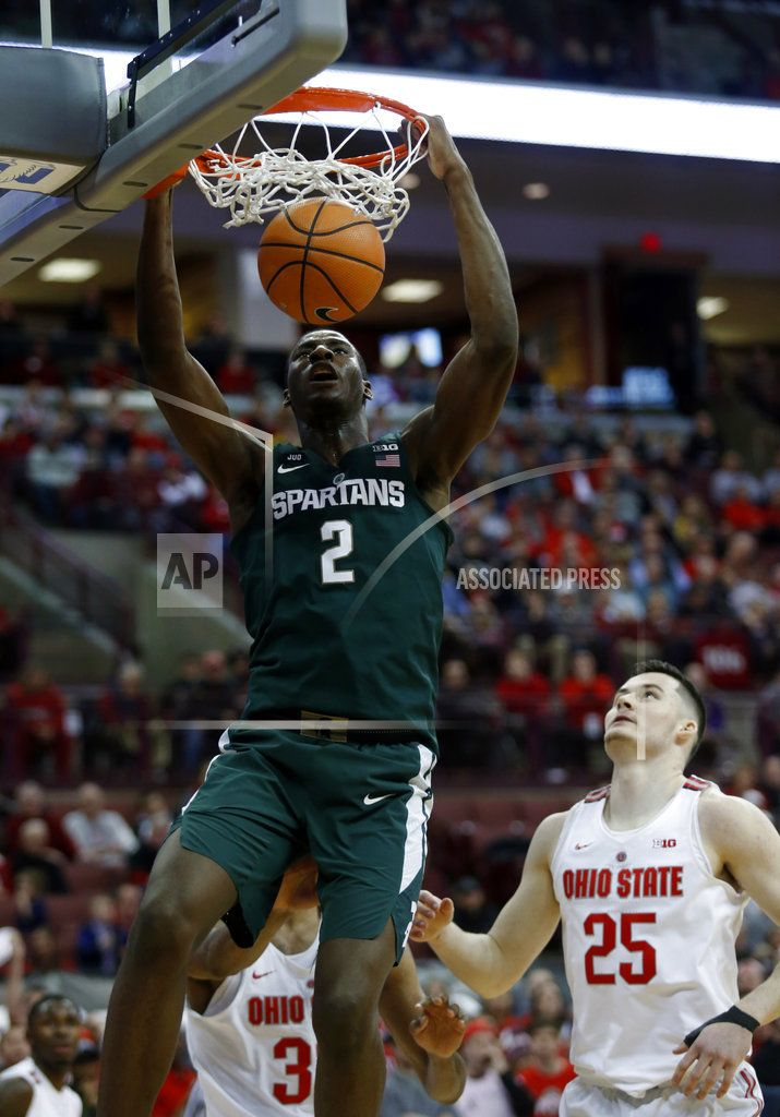 COLUMBUS, Ohio /January 7, 2018 (AP)(STL.News) — After missing the NCAA Tournament the last two seasons, roster shake-ups and a coaching change, Ohio State surged back toward national relevance with a signature win over the country's top-ranked team. Keita Bates-Diop scored a career-high 3... Read More Details: https://www.stl.news/overachieving-ohio-state-stuns-1-michigan-state-80-64/63335/