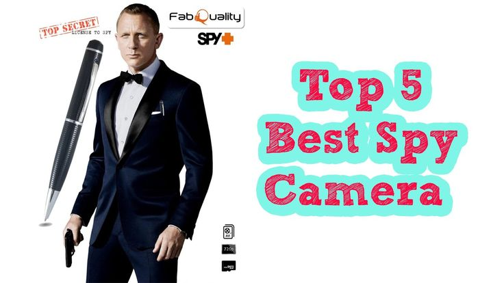 Top 5 Best Spy Camera 2016 Cheap Spy Cameras   1. 808 Car Key Chain Spy Camera Recorder 720480 TF - New    2. FabQuality Special Offer 1 DAY ONLY Hidden Camera Spy Pen 720p BUNDLE 16GB SD Real HD Voice Video & Image    3. Mini Wireless Camera UOKOO 185 Degree HD WiFi Video Monitoring Surveillance Camera with Night Vision Two Way Audio Baby Monitor 1201    4. The Official 720P Spy Pen Camera w True HD - 8GB SD Card Included - No Blinking Lights - Professional Stealth Hidden Camera Executive…