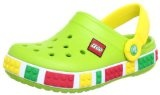 Crocs Crocband Lego Backstrap Clog (Toddler/Little Kid)