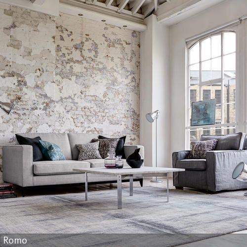 the 25+ best steinwand im wohnzimmer ideas on pinterest
