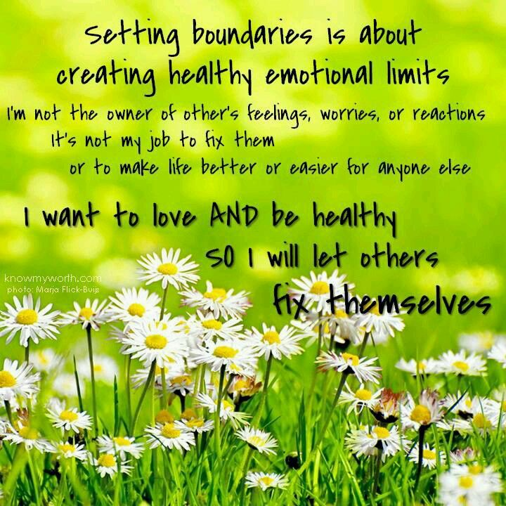 how to set healthy boundaries in hurtful relationships