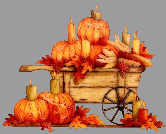 pumpkins amp candles graphic autumn fall candle gif pumpkin