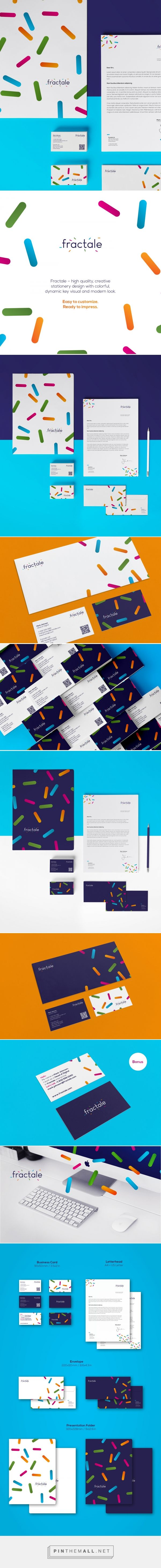 Fractale Stationery by miunik
