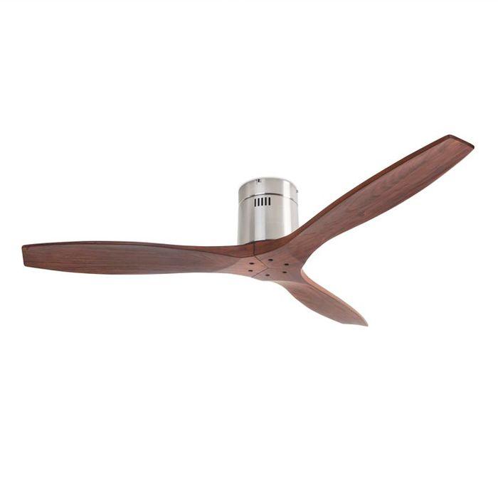 Stem ventilatore - Leds C4 Illuminazione - Soffitto - Progetti in Luce