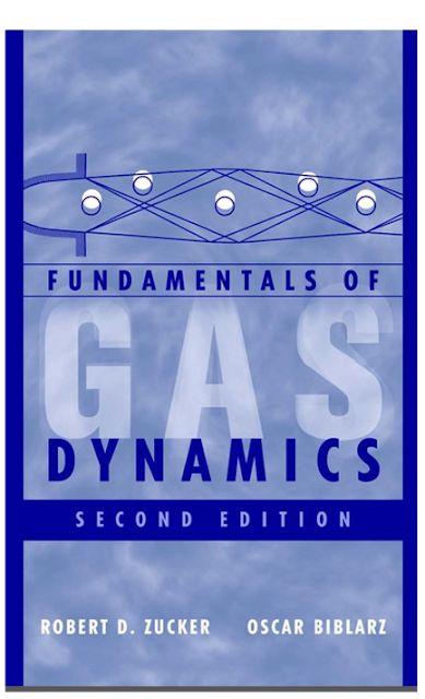 Fundamentals Of Gas Dynamics Second Edition Robert D