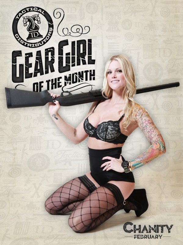 February Gear Girl of the Month