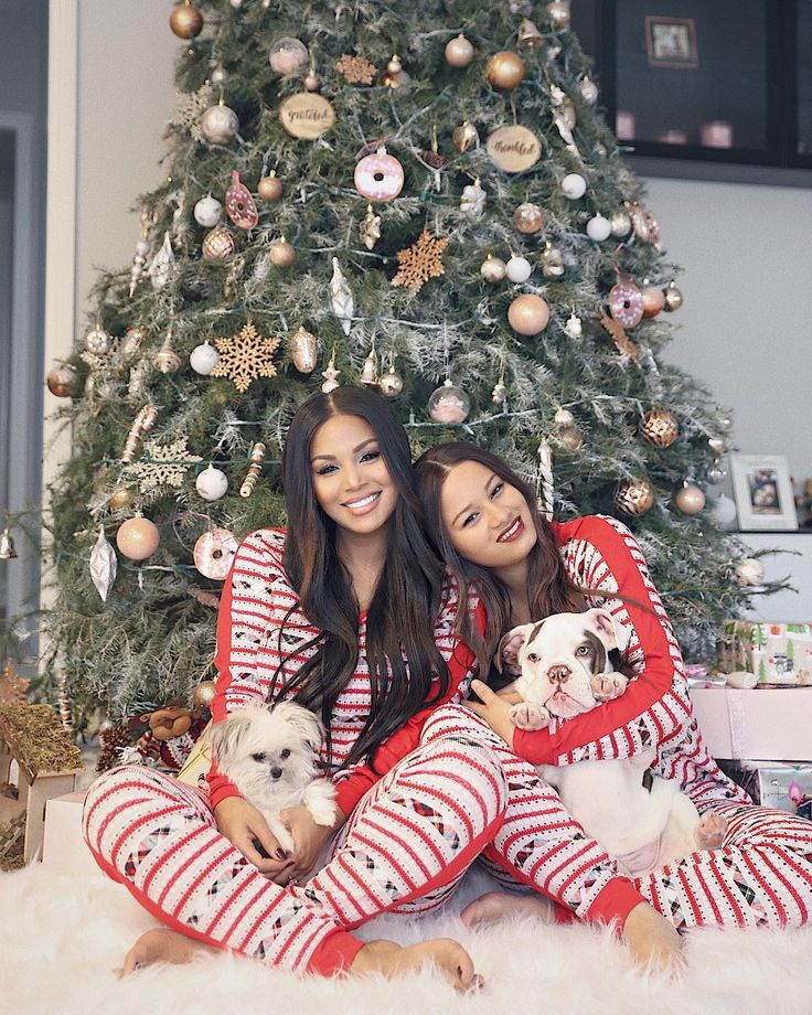 "48.5k Likes, 419 Comments - Dolly Castro (My Only Account) (@missdollycastro) on Instagram: ""Pajamas time with family & my babies   waiting for midnight to open gifts  when do you…"""