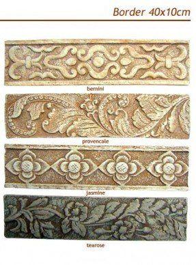 Tile Borders Decorative Border Ceramic