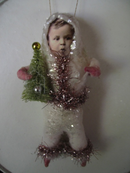Pamela Huntington - Spun Cotton Ornaments - Art Is...You - Your Mixed Media Art Retreats