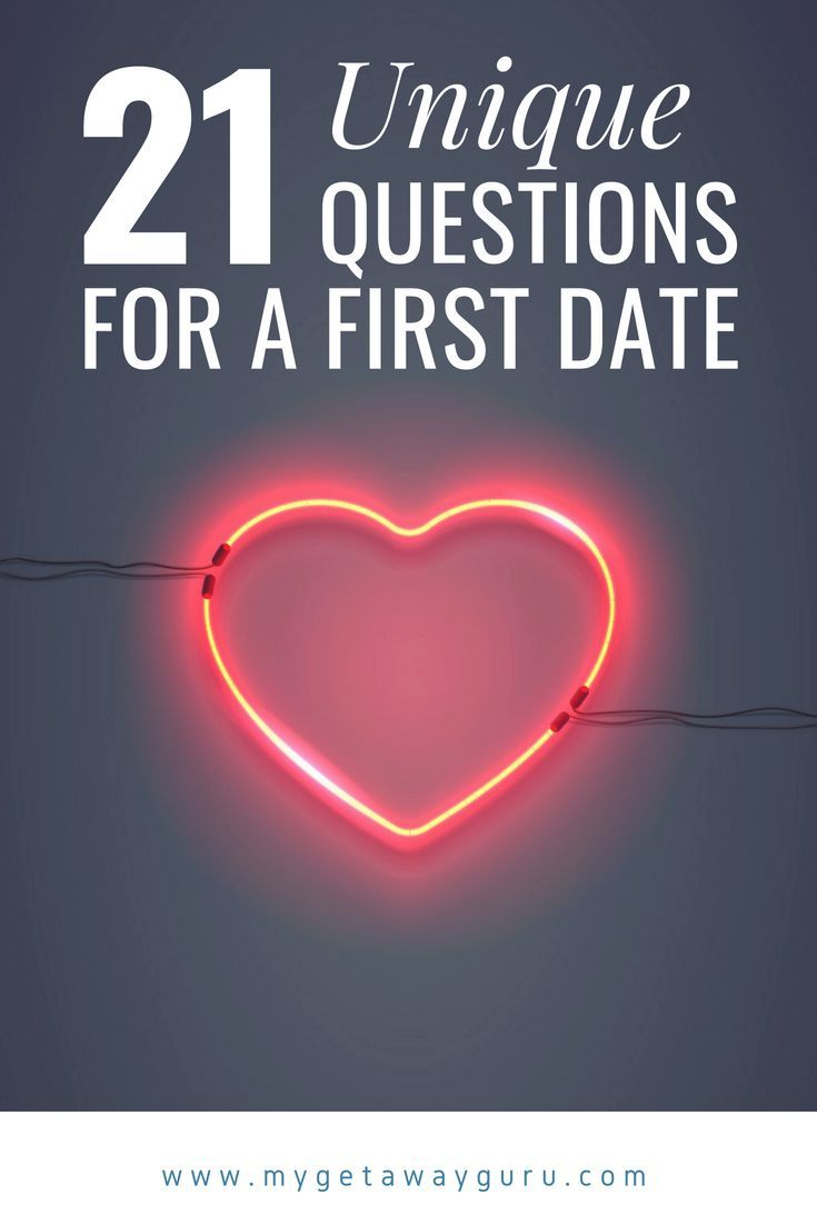 Dating site open ended questions to get to know