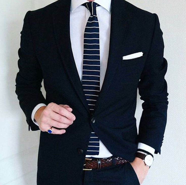 The 25  best Black suit combinations ideas on Pinterest | Mens ...