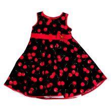 Φορέματα - Ρούχα Για Κορίτσια Για Πάρτι - Εκδύλωση :: Jelly Bean Kids Collection 2014 :: Jelly Bean Kids Εντιπωσιακό Καλοκαιρινό Φόρεμα με Εμπριμέ Κερασιών - MEMOIRS Νυφικά και Γυναικεία Φορέματα