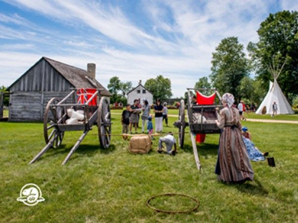 History will unfold before your eyes at this restored 19th century fort. Come and meet the governor of the Hudson's Bay Company, barter with the company clerk, sit in a tipi and listen to the whispers of ancient legends. Win your Winnipeg adventure including flight, hotel and an adventure YOU choose! Visit http://www.tourismwinnipeg.com/pin-and-winnipeg to enter!
