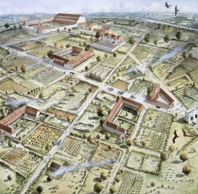 Anyone with an interest in Roman Britain should have St Albans on top of their list of places to visit including the Verulamium Museum.