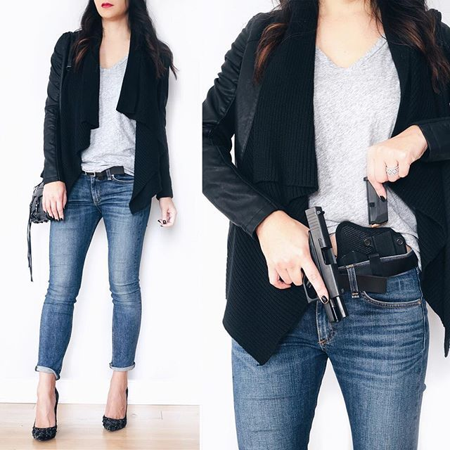 Concealed Carry Outfit | Glock 43 + Spare Mag — Style Me Tactical