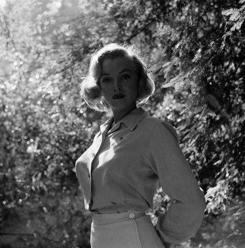 Marilyn Monroe, Los Angeles, 1950.Marilyn Monroe, Life Magazines, Anniversaries Photos, Auguste 1950, Marilynmonroe, Norma Jeans, Ears Photos, Los Angels, Rare Photos