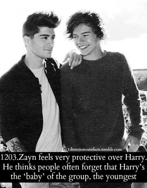 Awwww zarry love !! <3<3<3