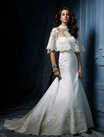 Кружевное болеро или кружевная накидка на платье – изюминка образа     Каблучок.ру