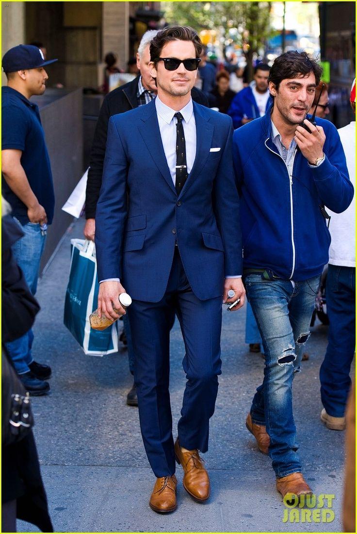17 best ideas about Blue Suit Men on Pinterest | Men's suits, Mens ...