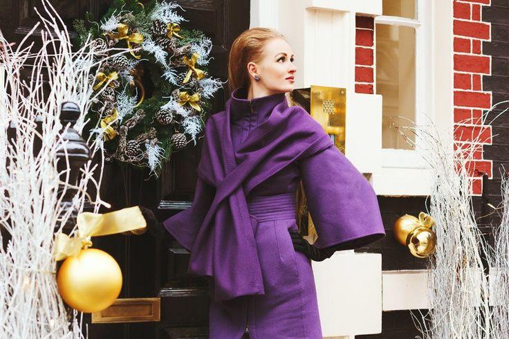 Мария // Новогодняя и Рождественская фотосессия в Лондоне