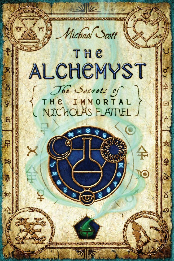 Michael Scott The Alchemyst The Immortal Nicholas Flamel Series 6 Books