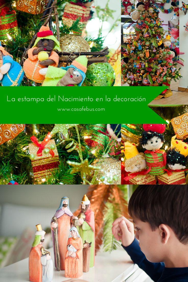 El nacimiento en la decoraci n navide a for Decoracion navidena