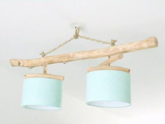 Les 25 meilleures id es de la cat gorie plafonniers sur pinterest lampes en bois clairage - Fabriquer suspension vertigo ...