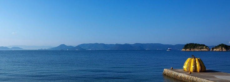 Naoshima Island Kagawa