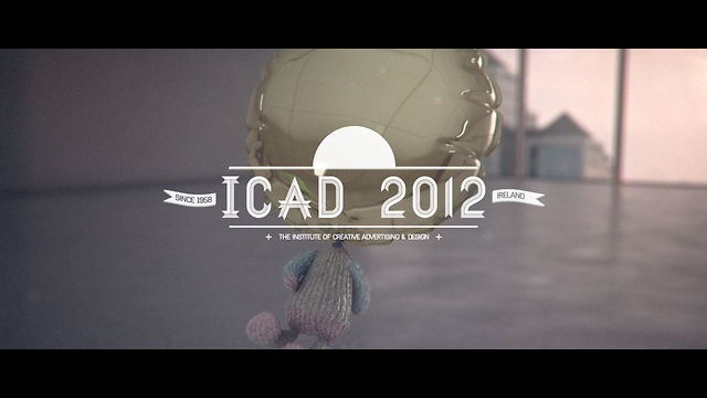 ICAD - Awards 2012 by Shane Griffin. ICAD came to PiranhaBar with a simple brief. 'Don't let it go to your head'.