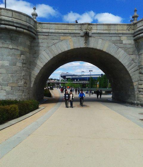 Puente de Toledo (Madrid Río)