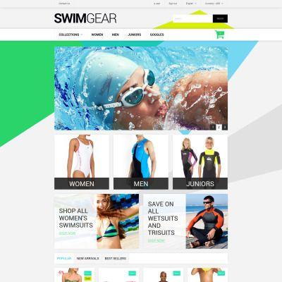 Swimwear Store Responsive PrestaShop Theme