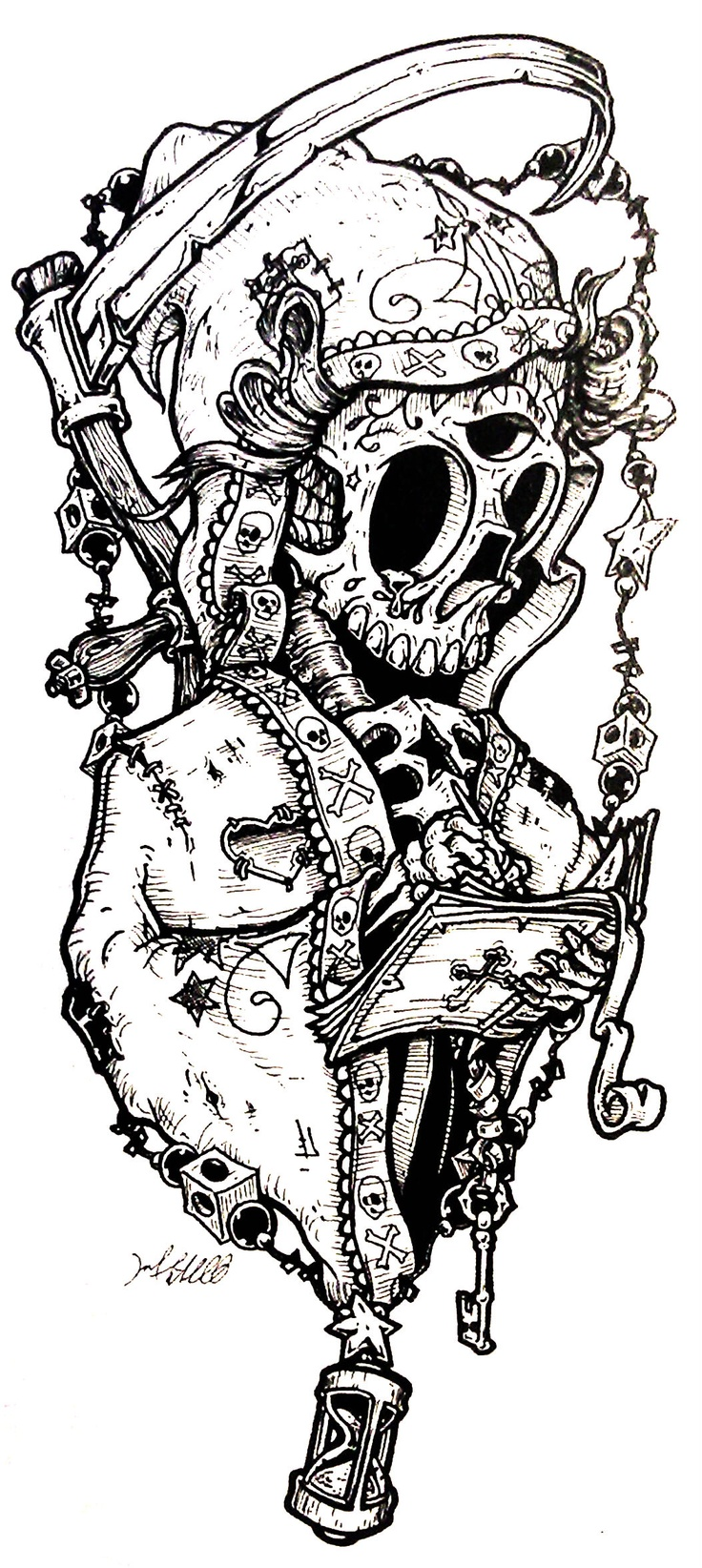 73 best horror spooky zombie colouring images on pinterest